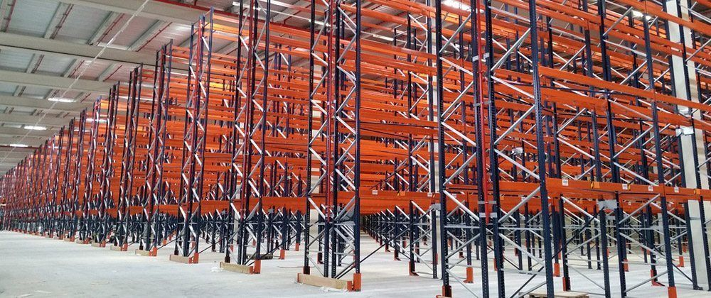 Cuánto cuesta montar un almacén industrial