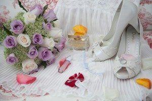 Complementos boda novia