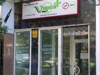 Licencia Apertura Tienda Cigarrillos Electrónicos